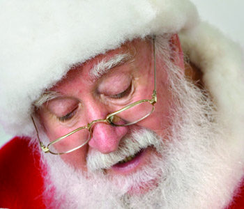 Santa tells all | Test