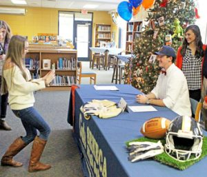 Seneca's Galloway, Pearson sign with ACC schools | Test