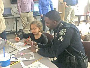 Clemson Police Department celebrates Christmas cheer with children, elderly | Test