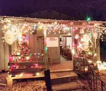 Tiny Town celebrates 40 years of Christmas lights | Test
