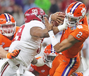 Tide quickly turns against Clemson in Sugar Bowl | Test
