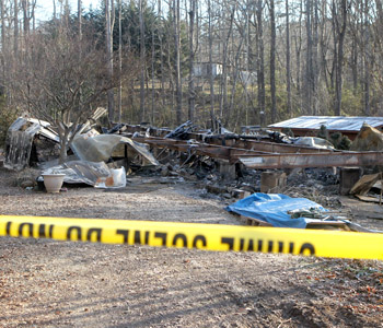 Bodies of 2 people, dog found in mobile home fire | Test