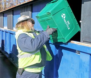 County recycling efforts paying off | Test