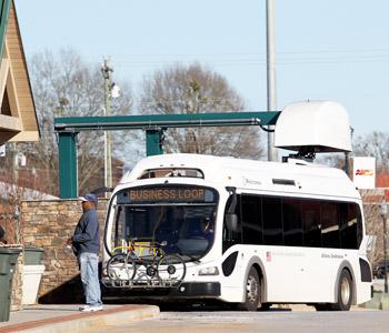 Seneca seeking to improve bus stop in Utica community | Test