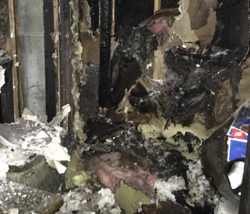 Apartment fires displace students | Test