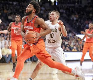 After big win, Tigers look to knock off UNC | Test