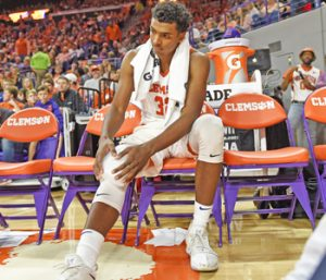 Tigers travel to face Virginia following loss of Grantham | Test