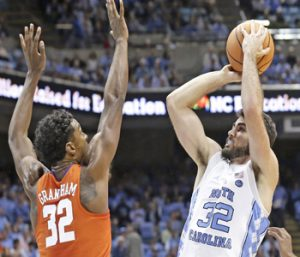 Tigers, again, fall at North Carolina | Test