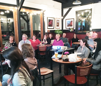 Monthly forum serves up sips and science | Test