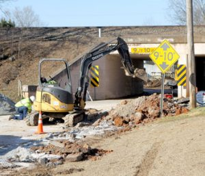 Westminster water line work expected to wrap up this week