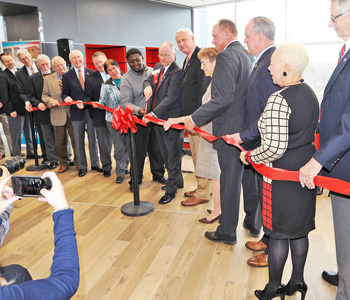 Tech dedicates new Student Success Center | Test