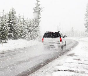 Caution urged during winter driving