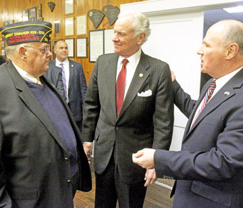 McMaster: Vets, law enforcement are core of nation's strength | Test