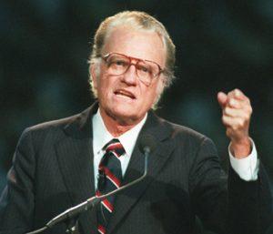 Local leaders remember Rev. Billy Graham | Test