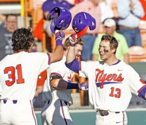 Tigers walk off in comeback win over Winthrop | Test