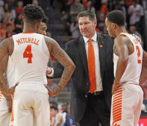 Tigers hit the road to face Wake Forest | Test