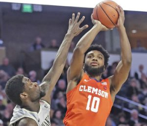 Clemson's DeVoe honored after big week | Test