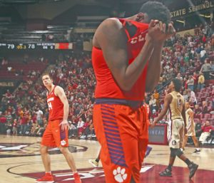 Tigers fall to Florida State in overtime | Test