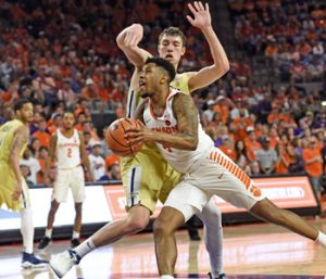 Hot-shooting Clemson ousts New Mexico State | Test
