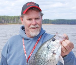 Outdoors: School for crappie | Test