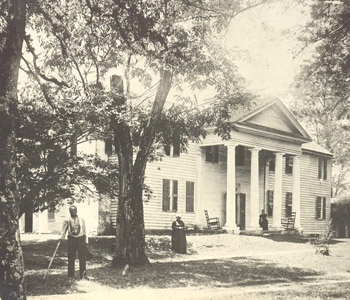 Historic homes play prominent roles on Clemson's campus   Test