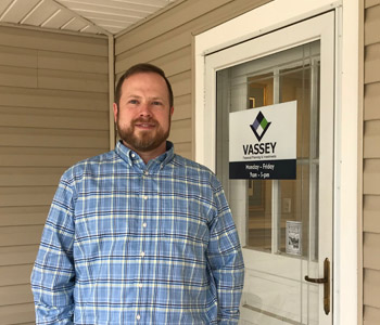Alex Vassey helps clients plan for the future | Test