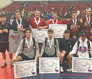 Six West-Oak wrestlers win state championships | Test