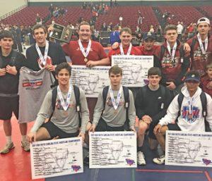 Six West-Oak wrestlers win state championships   Test