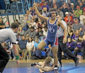 Ten Warriors competing for individual state titles | Test