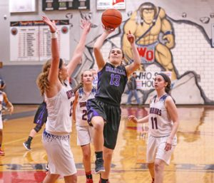 Walhalla girls use big run to pull away from Warriors | Test