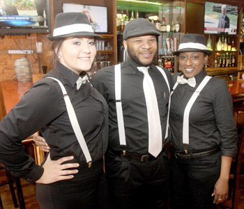 Capone's Brickhouse Grill set for grand opening this weekend | Test