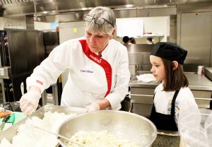 Elementary students display culinary skills at Future Chefs competition