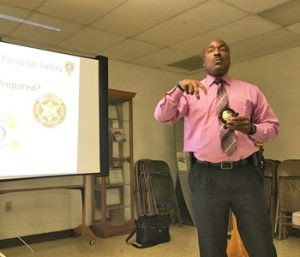 OCSO holds safety meeting with local churches | Test