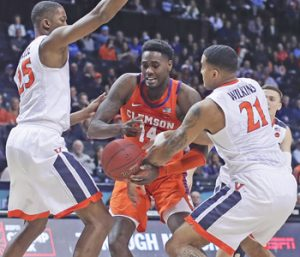 Clemson falls short against top-ranked Cavaliers in semis | Test
