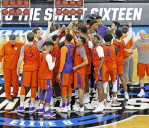 Tigers meet Kansas in Sweet 16 | Test