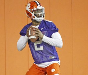 Tigers' Swinney talks quarterbacks, kickers | Test