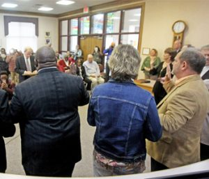 Seneca council members ready to get to work | Test