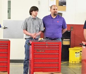 Hamilton Career Center student takes top honors in state contest | Test