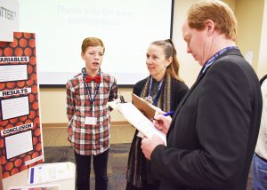Southern Wesleyan University sets science fair record | Test