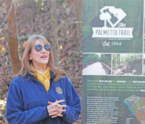 Chamber official: 'Palmetto Trail means business'  | Test