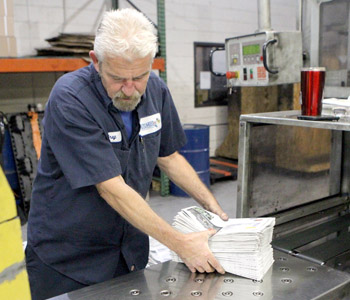 Newsprint tariffs could cost 600K jobs | Test