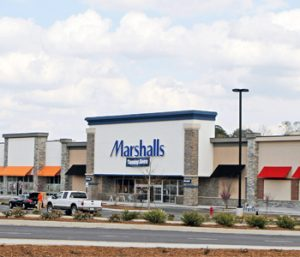 Some Hartwell Village stores to open in May   Test