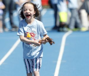 Hundreds participate in Area 14 Special Olympics