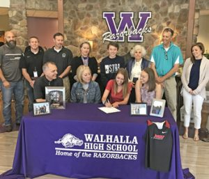 Walhalla's Abbott signs with NGU | Test