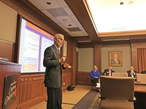 Clemson provost says fall enrollment numbers on target | Test
