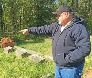 Cemetery upkeep back on track | Test