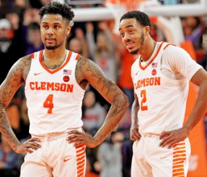Clemson's Mitchell, Reed to test NBA waters | Test