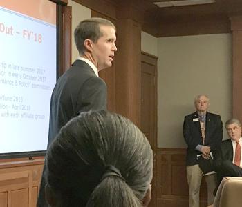 Clemson Alumni Association in midst of reorganization   Test