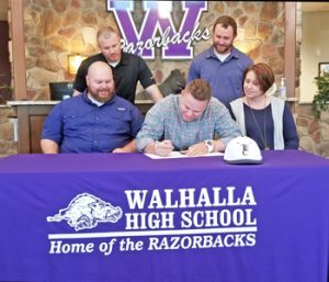 Razorbacks' Grant signs with Toccoa Falls College | Test