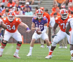 Quarterbacks, defense highlight Tigers' spring game | Test
